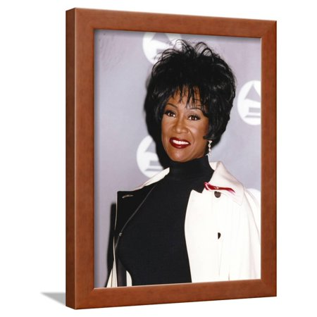 Patti LaBelle Candid Shot Framed Print Wall Art By Movie Star News