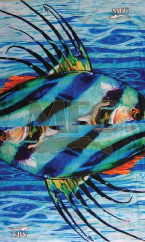 MFC Blue Water Fish Gaiter