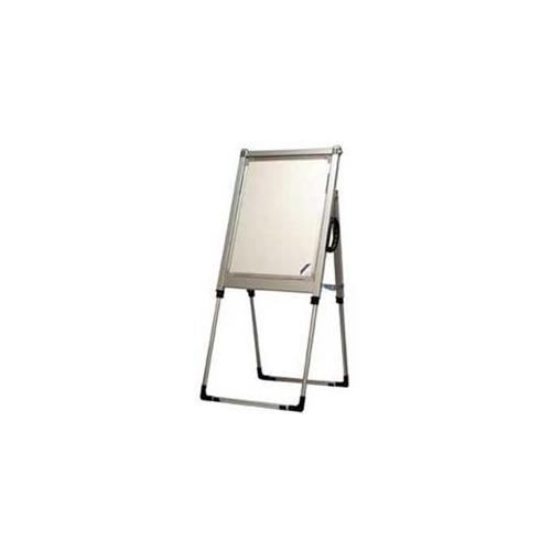 LUXOR L220 Portable Adjustable Whiteboard with Aluminum Frame