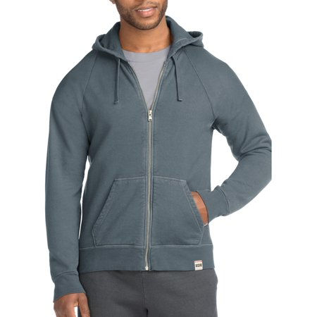 Hanes Men's 1901 Heritage Fleece Full Zip