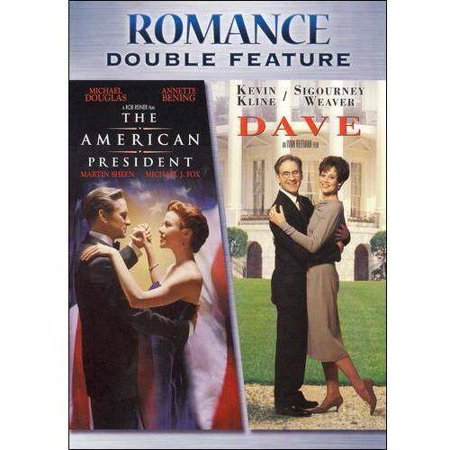 The American President   Dave  Double Feature   Widescreen