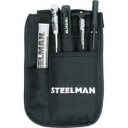 STEELMAN 301680 Tire Repair Technician Pouch with Inspection Tools