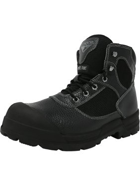 3d022a056b6f Product Image Condor Men's 6 Inch Steel Toe Work Boot Black High-Top  Leather - 13M