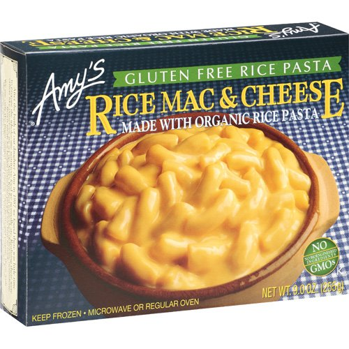 Amy's Gluten Free Rice Mac & Cheese, 9 oz