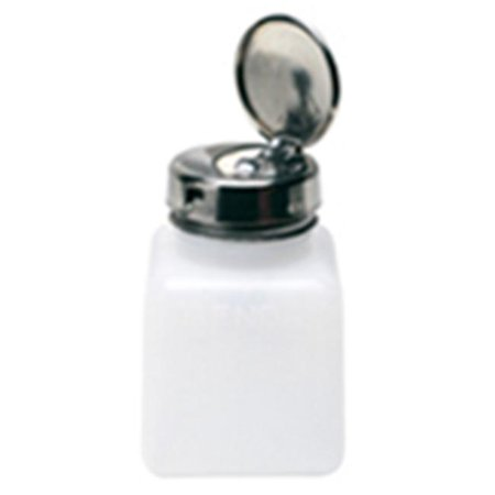 Menda 35305 ONE-TOUCH-NATURAL SQUARE HDPE 4OZ Dispensing Bottle