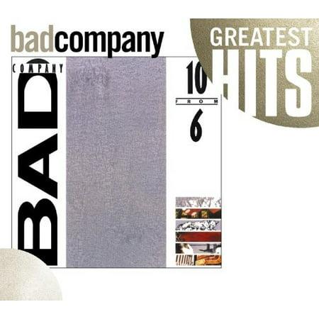 - Bad Company - 10 From 6 (CD)