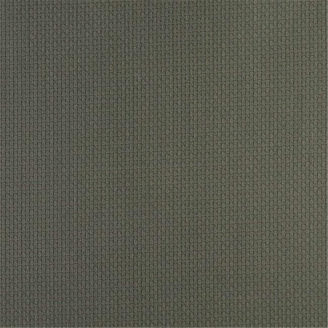 Designer Fabrics D348 54 in. Wide , Dark Green And Beige Basket Weave Jacquard Woven Upholstery Fabric