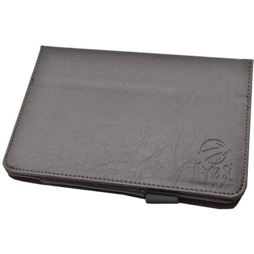 Kyasi Seattle Classic Folio Case Cover Stand in Premium PU Leather for Apple iPad Mini or iPad Mini with Retina Display, Pink Po
