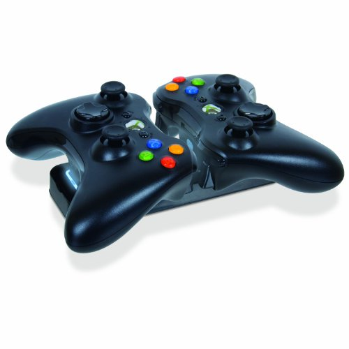 DREAMGEAR DG360-1709 Xbox 360(R) Wireless Induction Charger (Black)