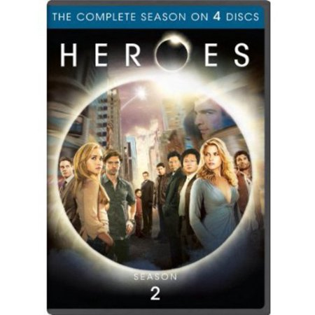 Heroes  Season Two  Anamorphic Widescreen