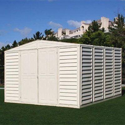Duramax 10 x 10 ft. Woodbridge Storage Shed