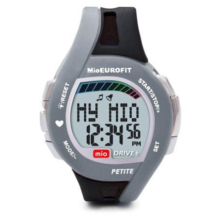 MIO Drive + Petite Heart Rate Monitor Watch - Black