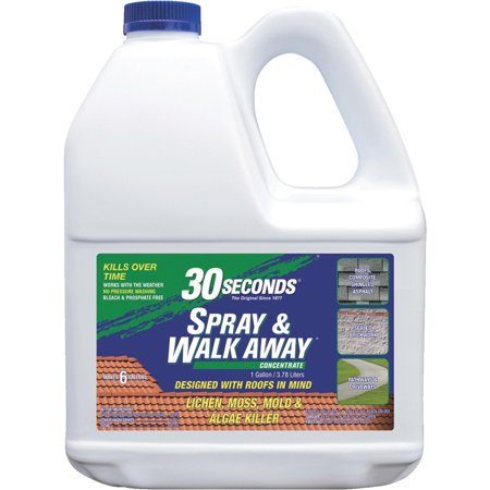 30 seconds Spray & Walk Away Moss & Algae Killer