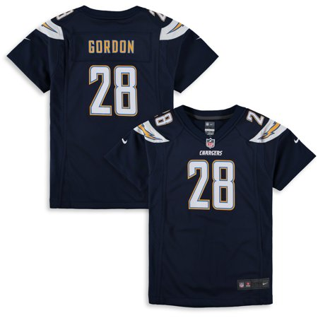 sale retailer f7ad0 b563f Melvin Gordon III Los Angeles Chargers Nike Girls Youth Game Jersey - Navy  - Walmart.com