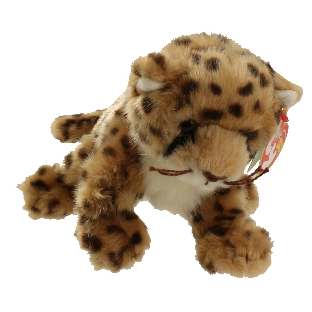 Ty Beanie Baby Chitraka The Cheetah Internet Exclusive 6 Inch