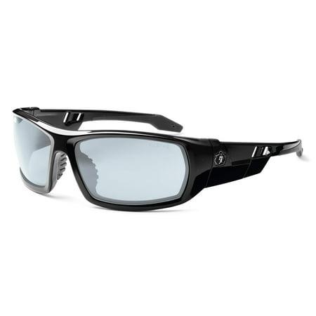 Ergodyne Skullerz® Odin Safety Glasses // Sunglasses, Black, Anti-Fog In/Outdoor Lens