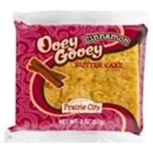 prairie city bakery - ooey gooey butter cake