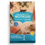 Rachael Ray Nutrish Natural Dry Cat Food, Salmon & Brown Rice Recipe, 6 lbs