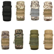 Outdoors Molle Water Bottle Pouch Climbing Hiking Camping Water Bags Cycling Kettle Carrier Pocket