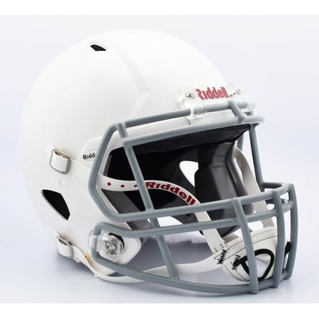 Riddell Victor Youth Football - Riddell Wisconsin Badgers Football Helmet