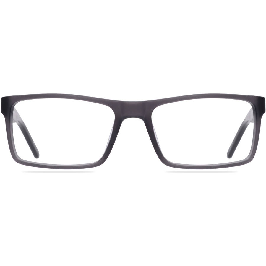 fatheadz eyewear mens prescription glasses pure grey walmartcom