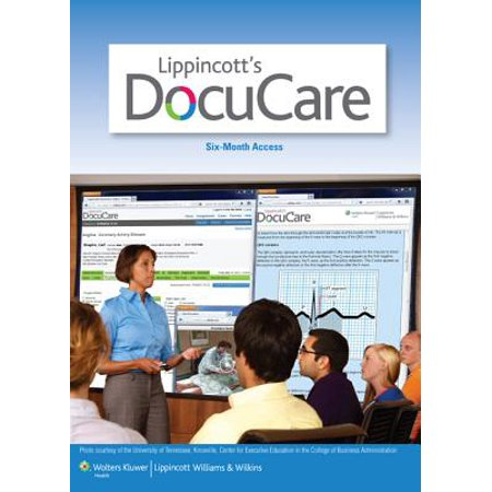Lippincott's DocuCare Access Code (Cj Access Code)