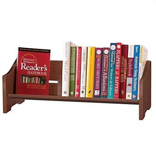 Guidecraft Tabletop Book Browser Set, Cherry