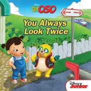 Special Agent Oso: You Always Look Twice - eBook