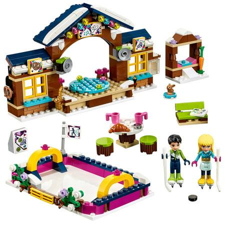 Lego Lego Friends Snow Resort Ice Rink 41322