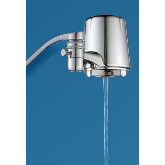 Culligan FM-25 Faucet Mount Drinking Water Filter, Chrome - Walmart.com