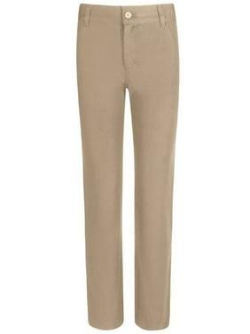 Real School Boys School Uniform 5-Pocket Stretch Slim Pants (Little Boys & Big Boys)