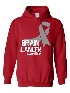 2c0f08a24 Product Image Brain Cancer Awareness Unisex Hoodie Hooded Sweatshirt