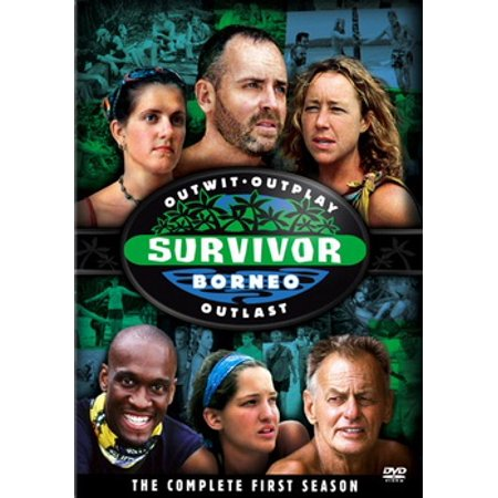 Survivor: The Complete First Season (Borneo) (Best Survivor Seasons No Spoilers)