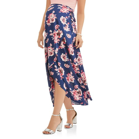 Vans With Skirts (Maternity Wrap Skirt with Side)