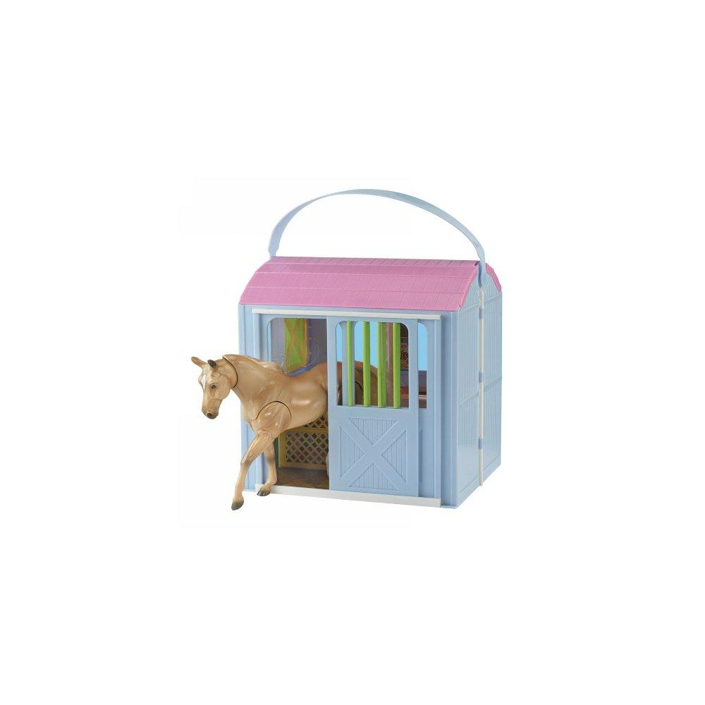 Reeves breyer pony gals two-stall travel barn