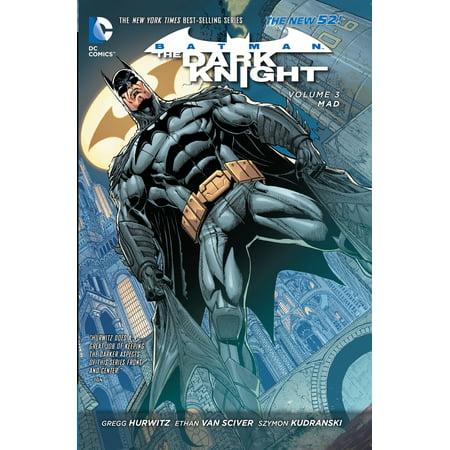 Batman - The Dark Knight Vol. 3: Mad (The New 52) - Mad Love Batman