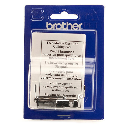 Brother SA187 Open Toe Quilting Foot
