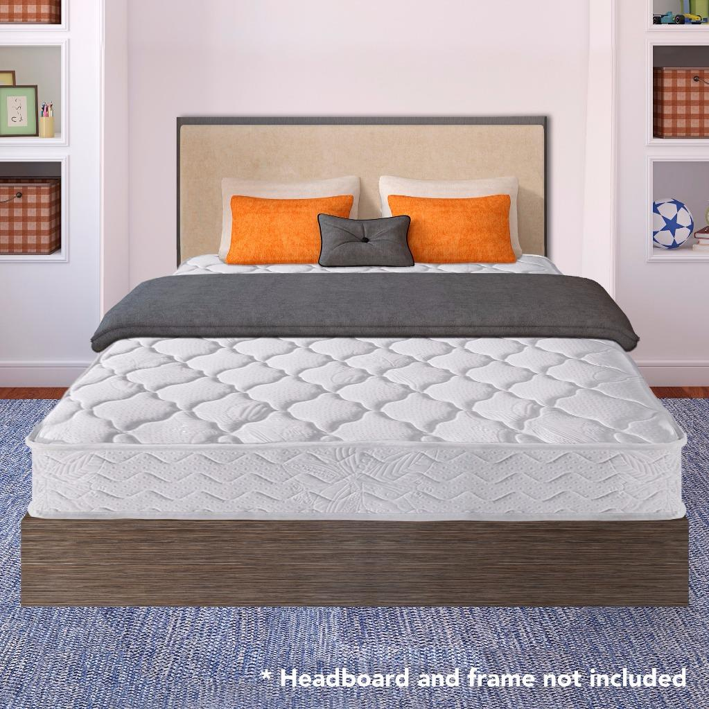"""Best Price Mattress�� 8"""" Contour Support Pocketed Coil Mattress - Multiple Sizes"""