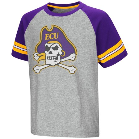 ECU East Carolina University Raglan Tee Youth Baseball (Fanmats East Carolina University)
