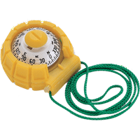 Marine Sportabout Yellow Handheld Bearing Compass for Boat & Rv - Ritchie X-11y FO-3238