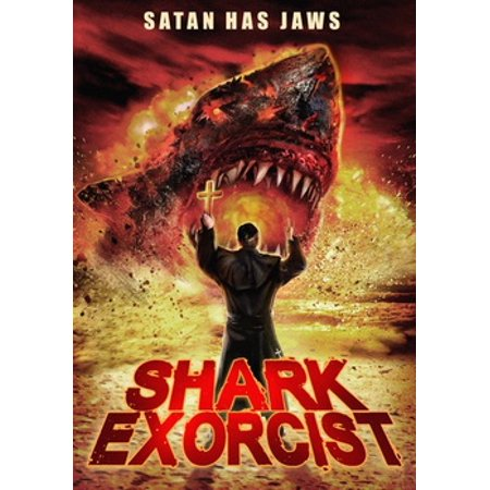 Syfy Shark Movies (Shark Exorcist (DVD))