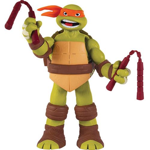 Teenage Mutant Ninja Turtles PowerSound FX Action Figure, Michelangelo