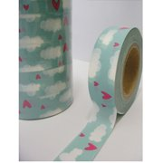 Love My Tapes Washi Tape 15mmX10m-Cloud Love