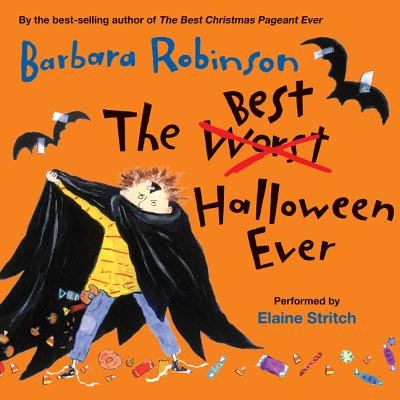 The Best Halloween Ever - Audiobook](Best Halloween Appetizers)