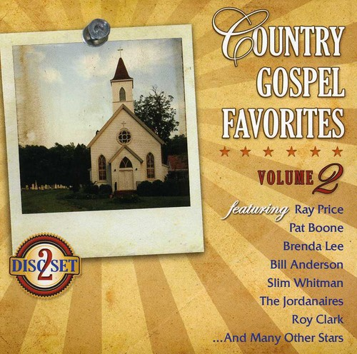 Country Gospel Favorites Vol. 2