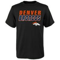 promo code 203a2 fba72 Denver Broncos T-Shirts - Walmart.com