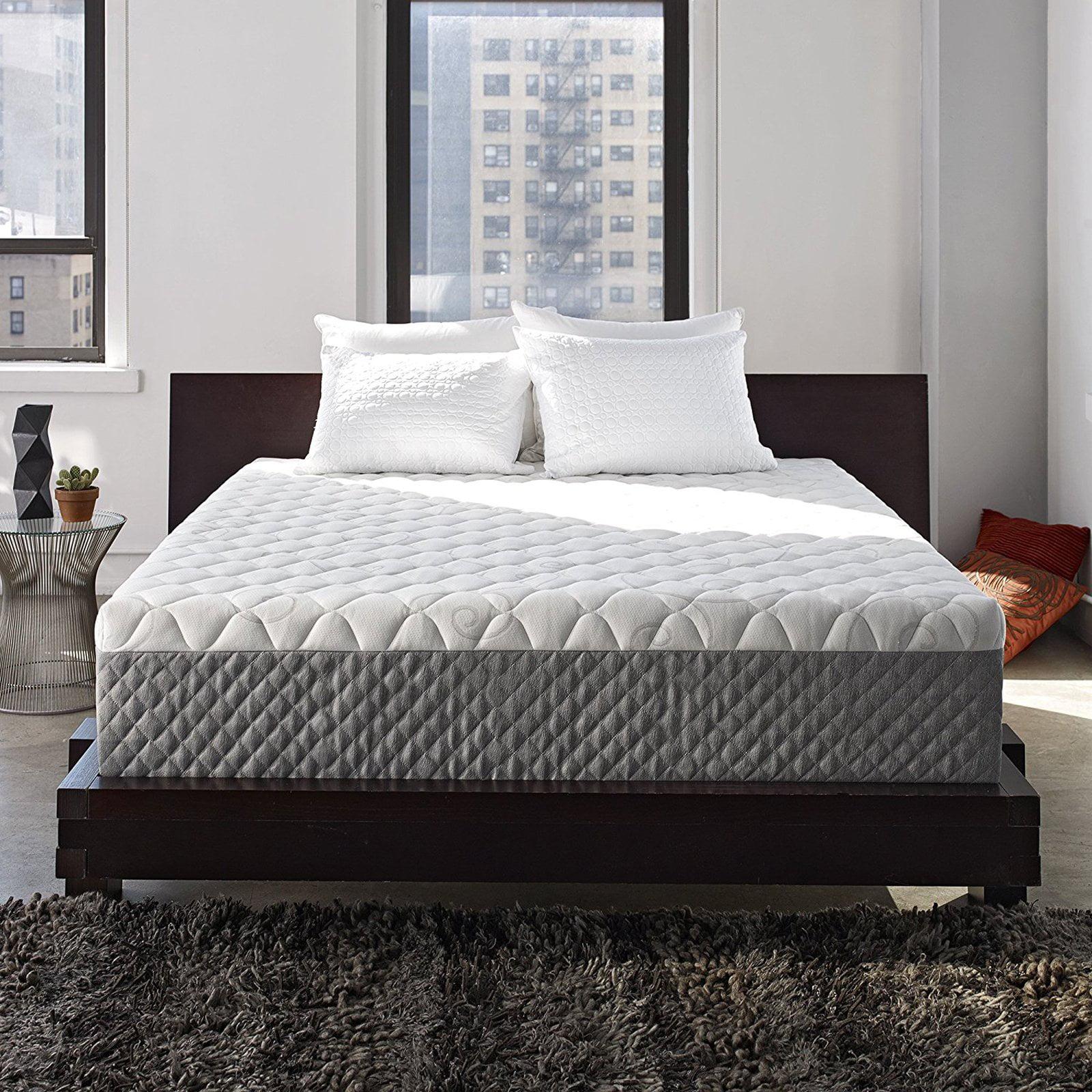 Sleep Innovations Alden 14 in. Memory Foam Mattress