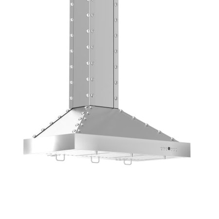 Zline KB2-42 Classic 760 CFM 42 Inch Wide Outdoor Approved Wall Mounted Range Ho