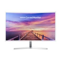"""Samsung 32"""" LED Curved Monitor LC32F397FWNXZA -  (Refurbished)"""