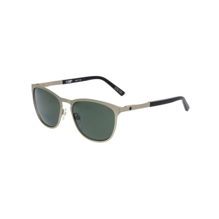 Spy Mirrored Cliffside 873500766863 Gold Square Sunglasses